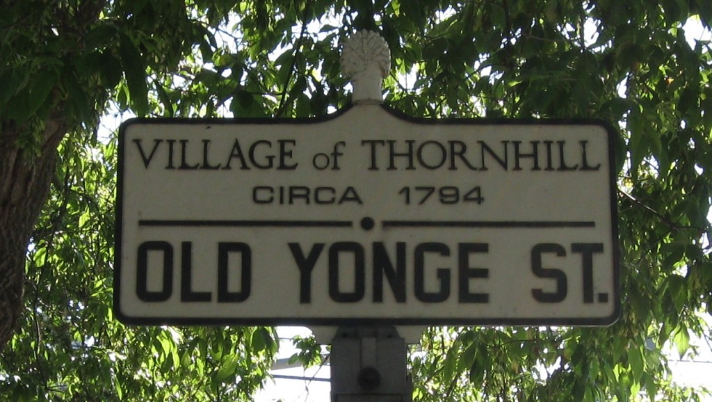 neighbourhood profile thornhill ontario