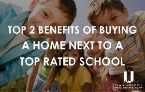 buying home top ranking school