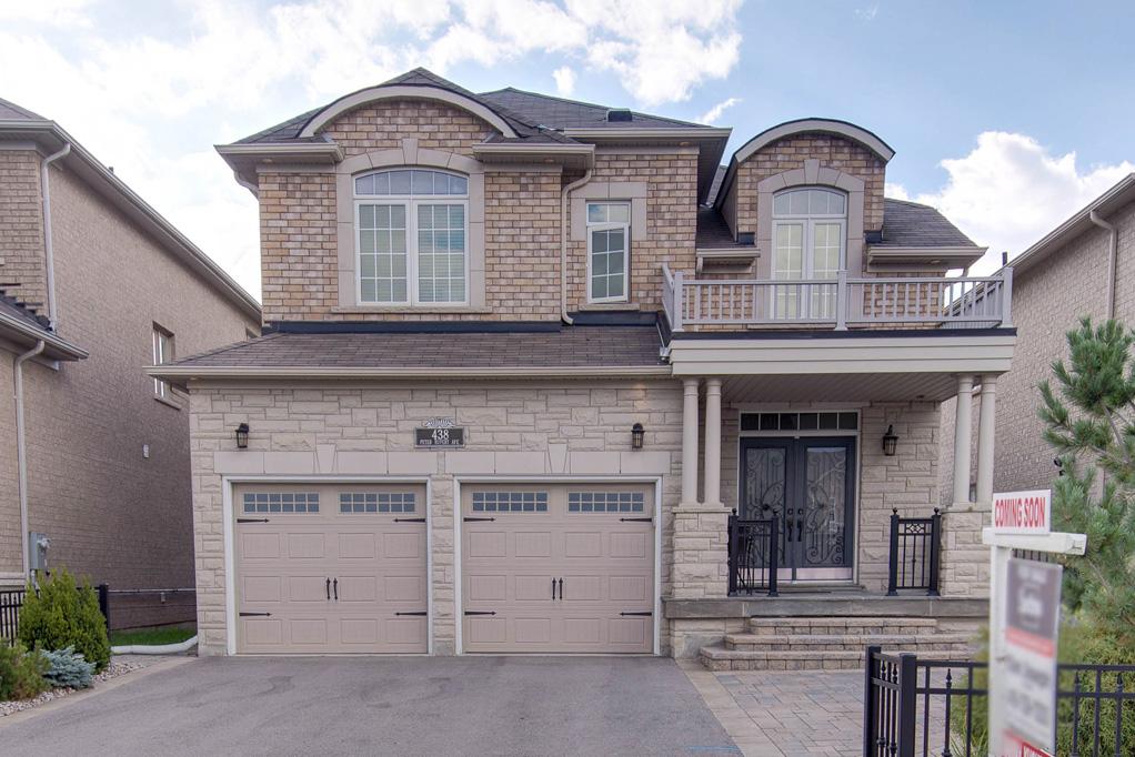 438 Peter Rupert Ave   Thornberry Woods   Vaughan, Ontario