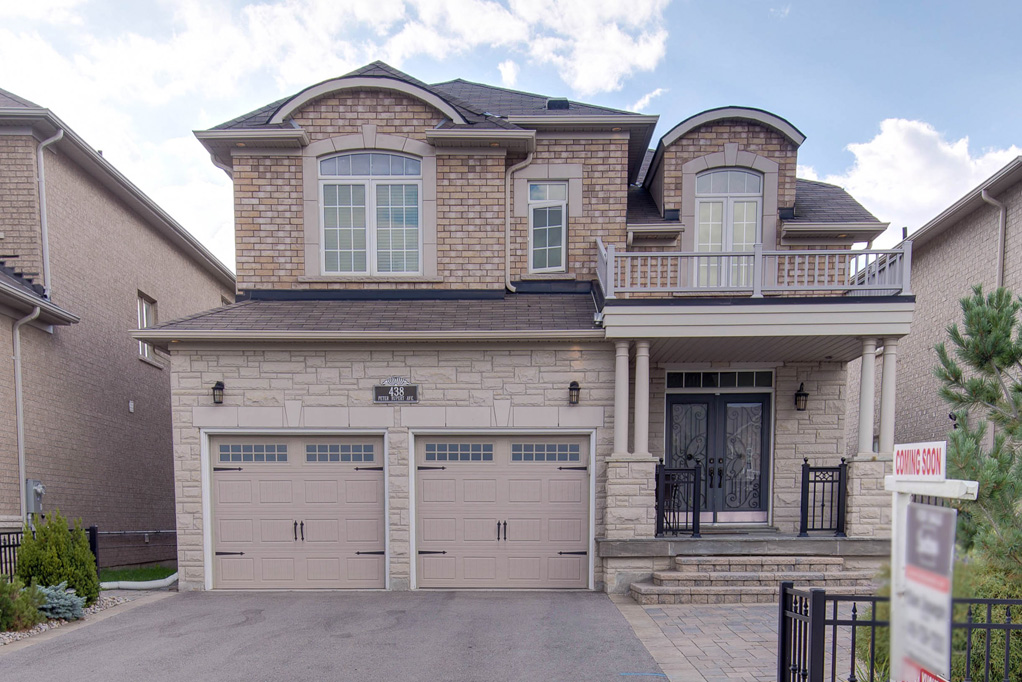 438 Peter Rupert Ave Thornberry Woods Vaughan Ontario